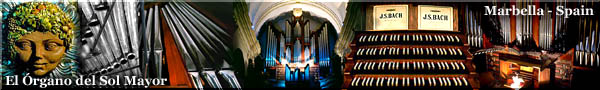 One of Spain's finest and largest Pipe Organ